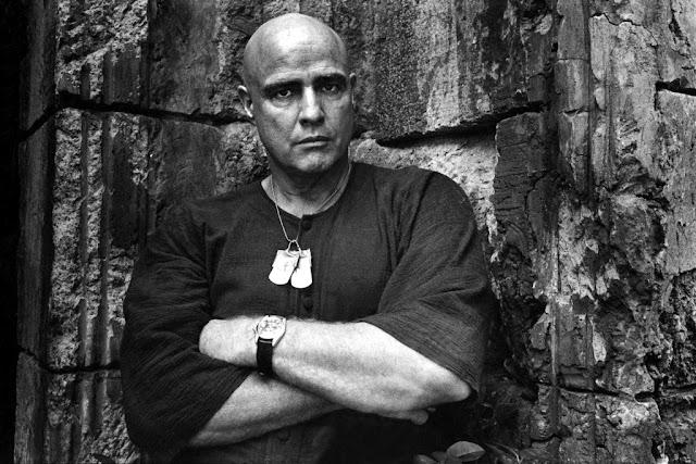 Marlon Brando in Apocalypse Now