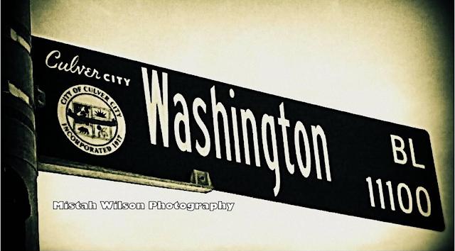Washington Boulevard, Culver City, California by Mistah Wilson
