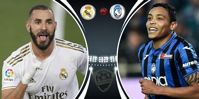 Real Madrid vs Atalanta Prediction & Match Preview