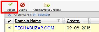 domain transfer godaddy to godaddy account