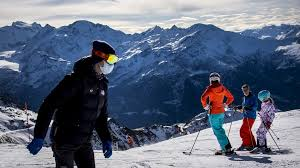Coronavirus: British tourists quarantined in French Alps after 14 test positive