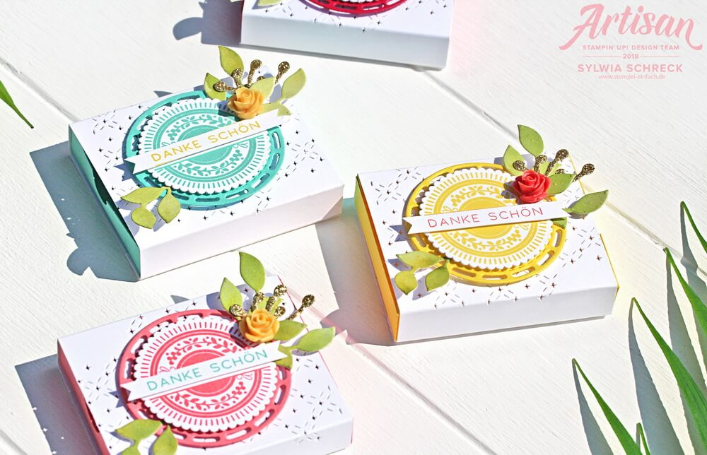 bestickte gruesse-stampin up