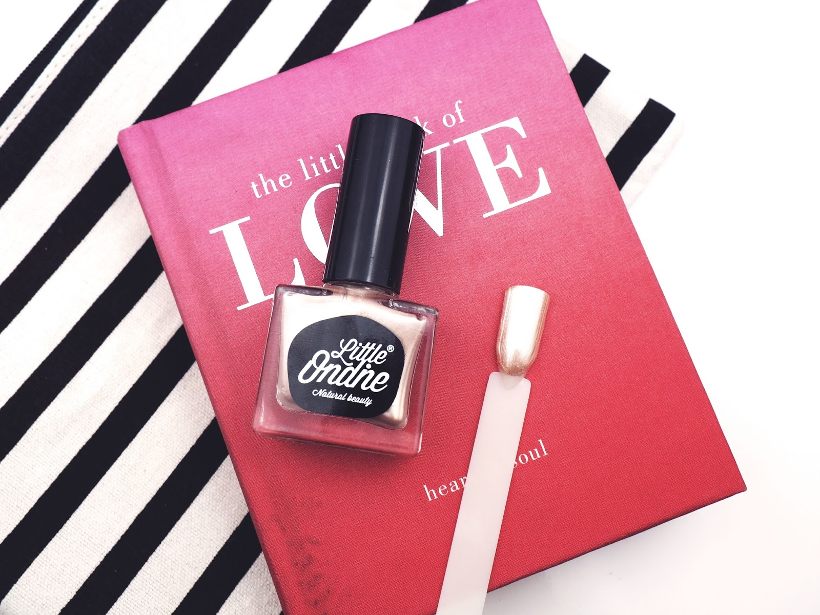 Little Ondine Nail Varnish in Obsession
