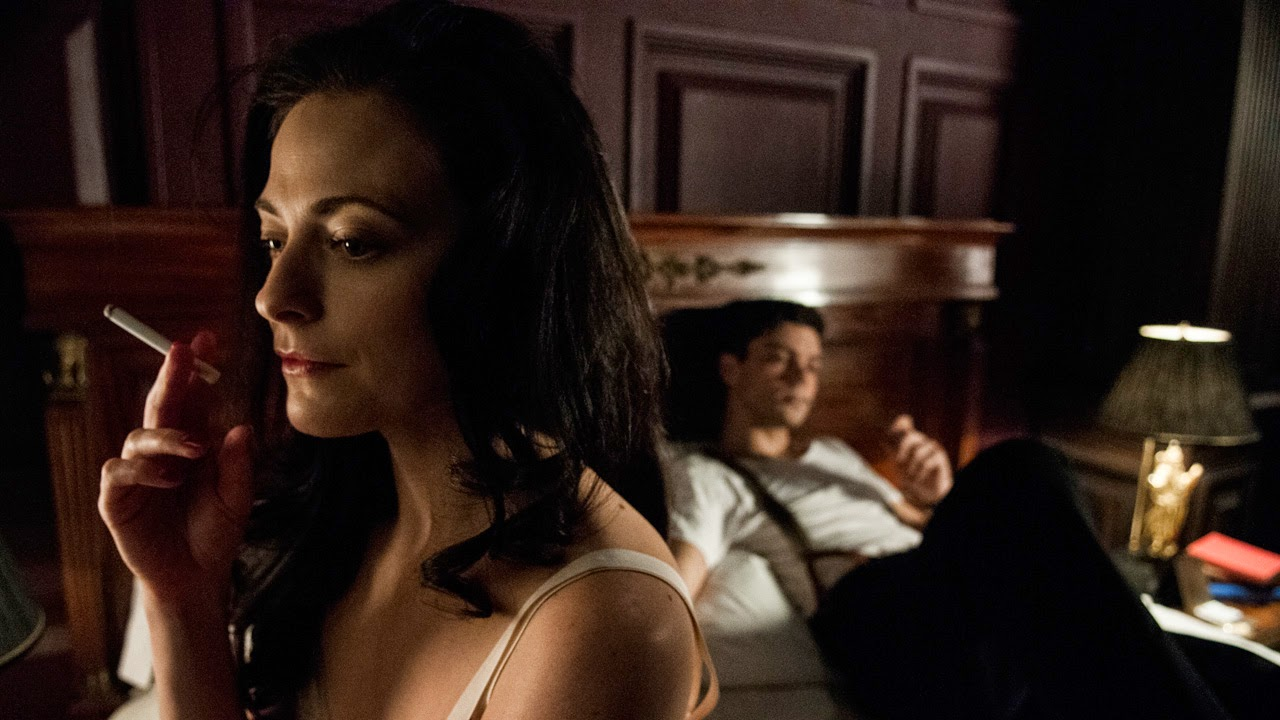 Lara Pulver Dominic Cooper Fleming Man Who Would Be Bond