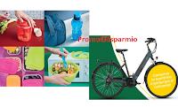 """Conad """"Dai uno Sprint alle Buone Abitudini"""" : con la collezione Tupperware vinci 300 biciclette"""