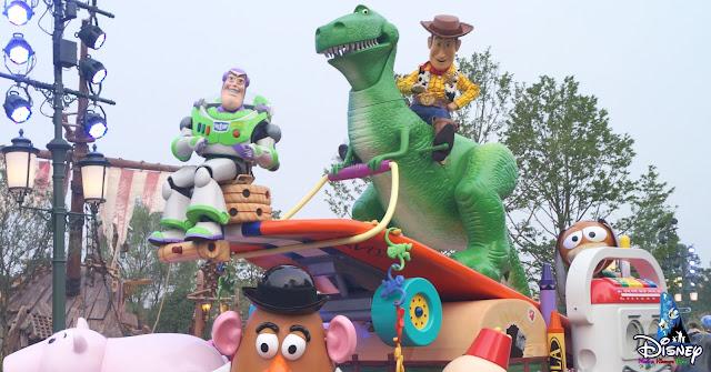Disney, Disney Parks, Reopening, Shanghai Disneyland, Mickey's Storybook Express, Parade, 上海迪士尼樂園, 米奇童話專列, 重開