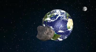 Asteroide Atón - Una Galaxia Maravillosa