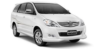 Toyota Inova Rp.750.000.