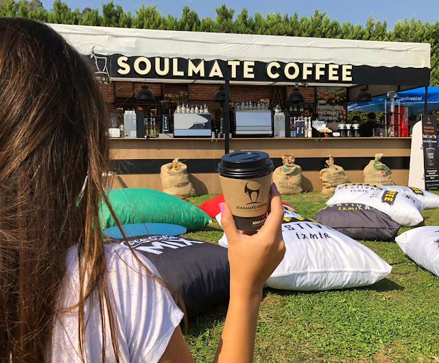 Kahve Festivali, İzmir Arena