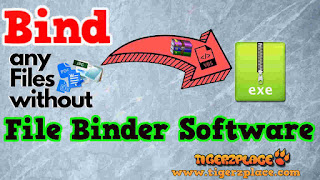 crypter, exe file binder, file binder, file binder software, file binders software, fully undetected, how to bind any files without file binder software, how to crypt a rat, PC-Tricks, rats, How to bind any files without file binder software - FUD Method 2019