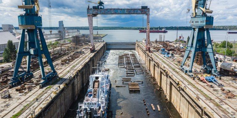 Суднобудування: кораблі, які здатна виготовляти Україна