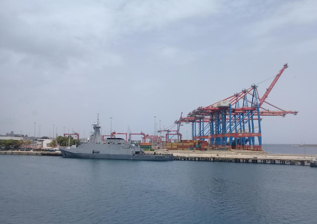 Actividad aduanera y portuaria de La Guaira llega apenas a 3% de operaciones