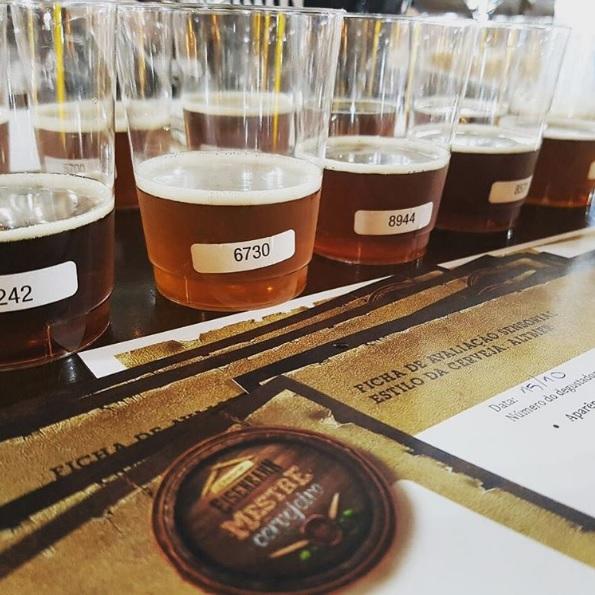 Degustação Instituto da Cerveja Brasil