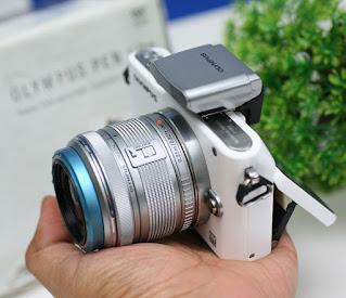 Jual Mirrorless Olympus E-PL3 + Kit 14-42mm Bekas