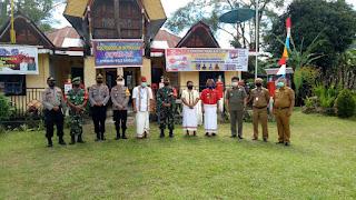 Lembang Kole Barebatu, Wakili Tana Toraja Berkompetisi di Lomba Kampung Tangguh Nusantara.