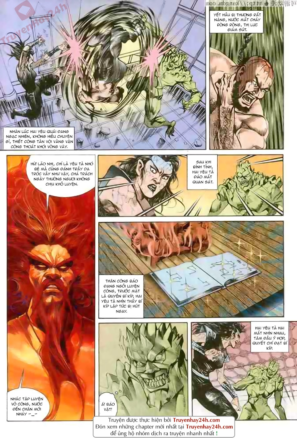 Cơ Phát Khai Chu Bản chapter 86 trang 10
