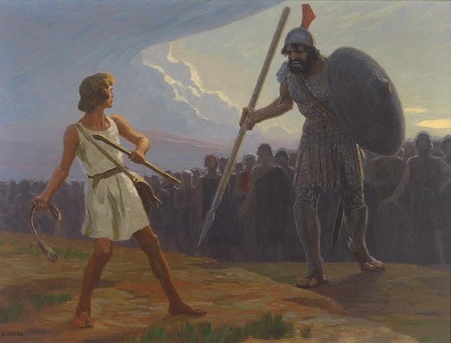 Người khổng lồ và người tí hon đã từng sinh sống trên Trái đất?