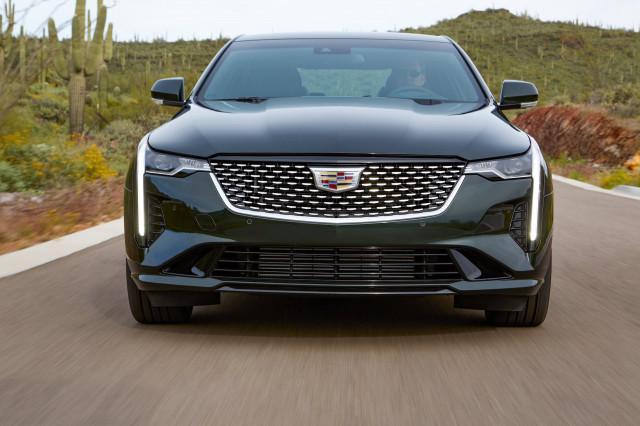 2021 Cadillac CT4 Review
