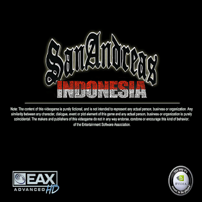 GTA San Andreas indonesia Mod Free Download Pc