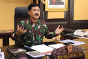 Panglima TNI : Pandemi Covid-19 Harus Ditangani Dengan Extra Ordinary