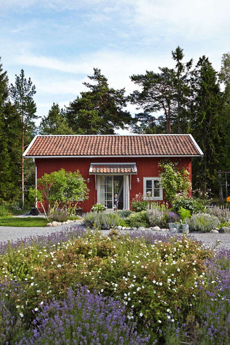 A Charming Open-Plan Swedish Summer Cottage