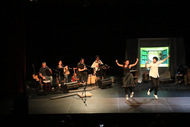 Espectáculo de Hala Dzipo