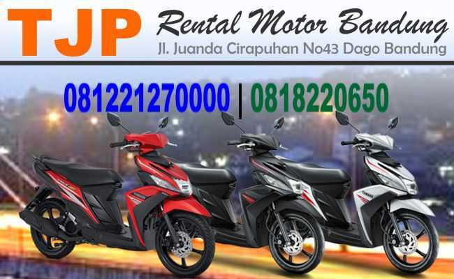 Sewa Rental motor dekat Jl. Kebon Jati
