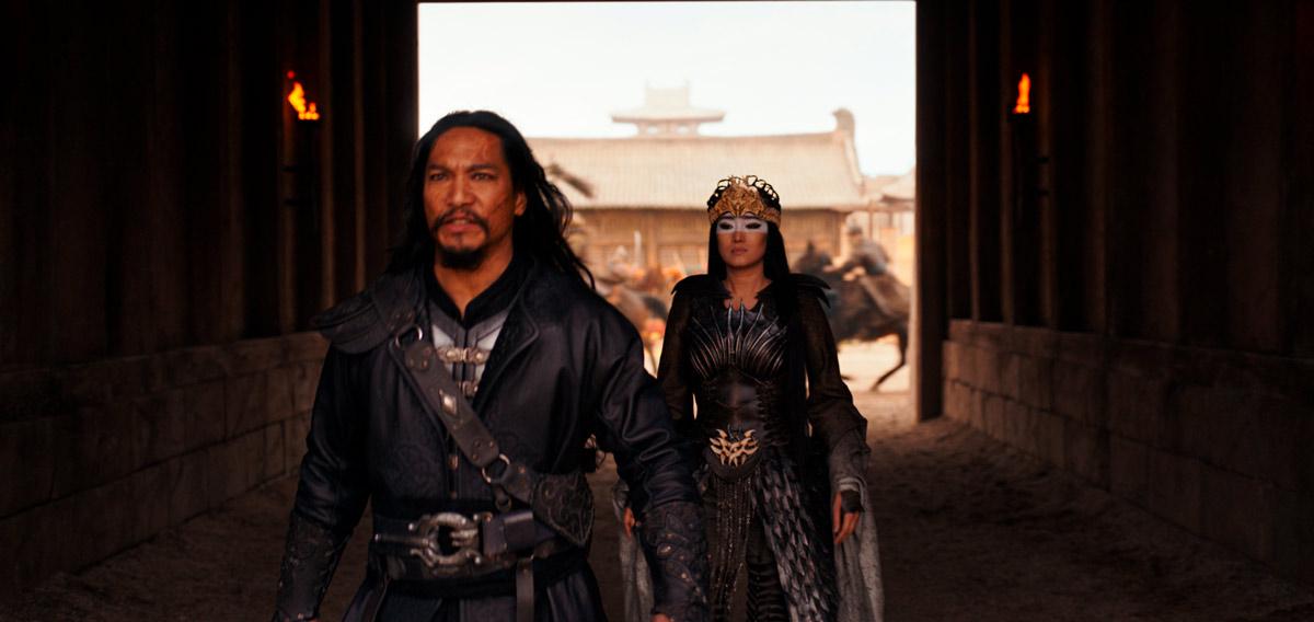 Mulan - Disney 2020 - Los villanos