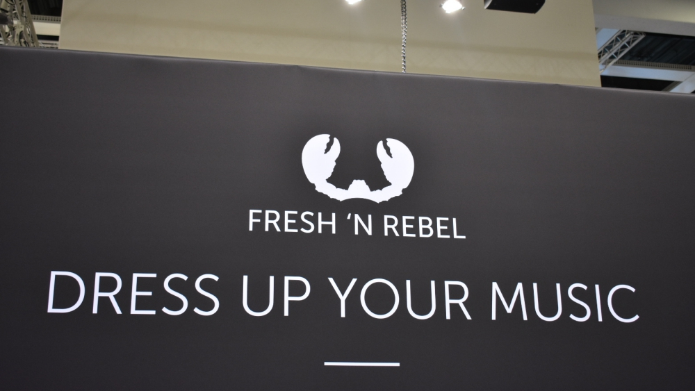 Music with Style: Fresh 'n Rebel Live at IFA 2017 in Berlin
