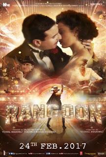 Film Rangoon 2017 (Bollywood)