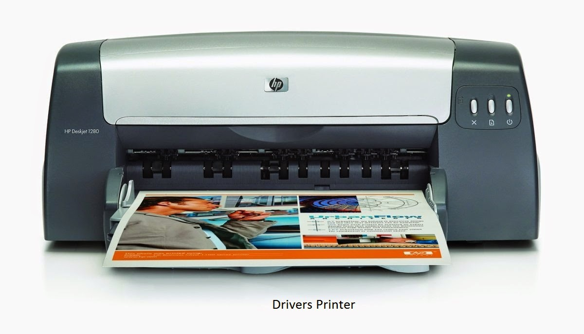 Choice of media from measure society stationery to thick carte du jour stock HP Deskjet 1280 Printer Driver Downloads