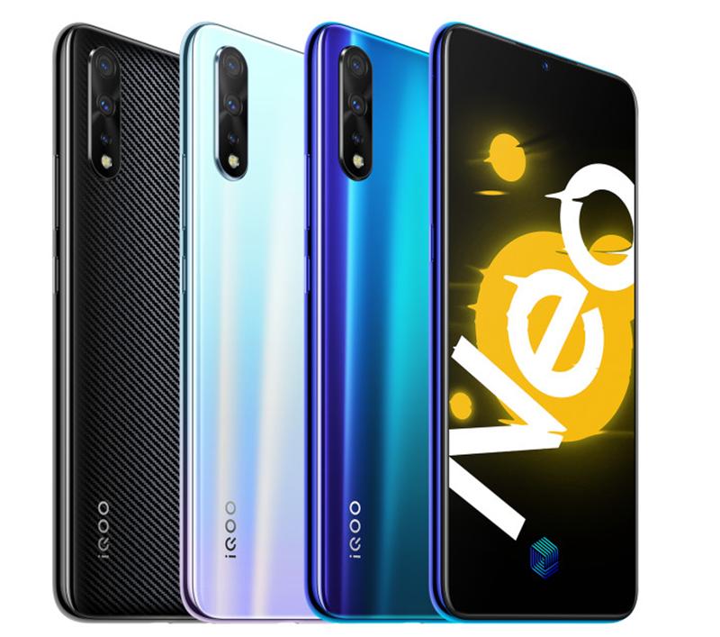iQOO Neo Racing Edition SD855+ gaming phone announced