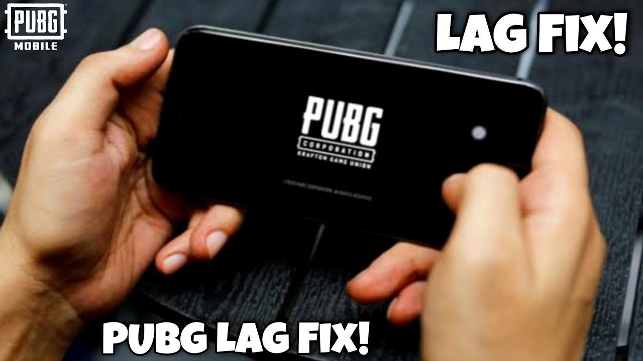 PUBG Mobile : Some Important Points to fix lags and glitches in the game