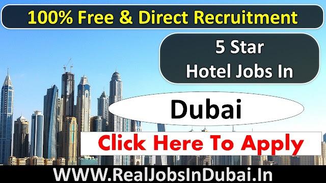 JW Marriott Hotel Jobs In Dubai UAE 2021