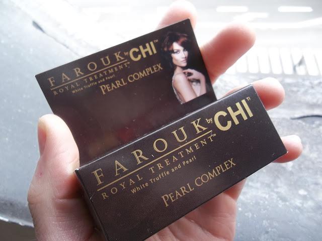 Pearl Complex - Farouk Royal Treatment - Chi