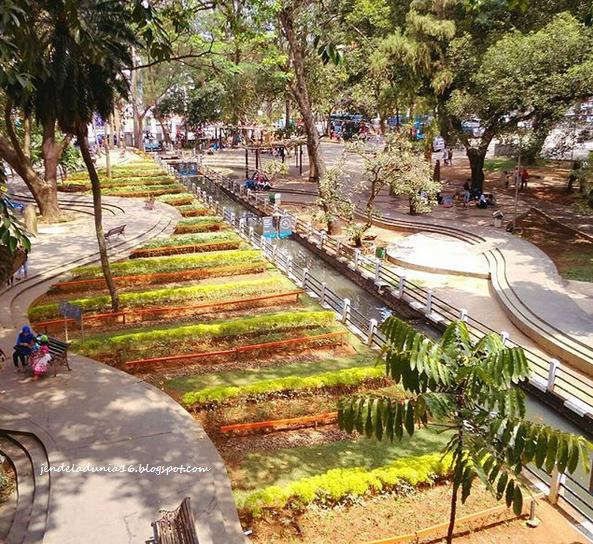 Taman Tematik Bandung, Wisata Taman Edukasi Menarik Dan Kece Dikota Bandung