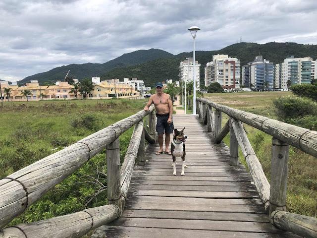 Trilhas em Governador Celso Ramos