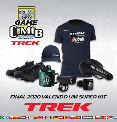Premiação do game CIMTB Michelin Trek