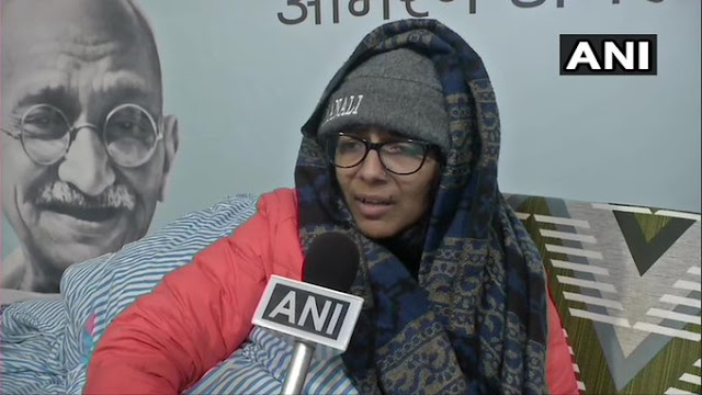 Swati Maliwal speaks on the death of Unnao rape victim - Accused hanged within a month