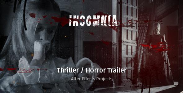 insomnia-590x300 VIDEOHIVE INSOMNIA - THRILLER / HORROR TRAILER download