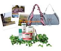 """Logo Concorso '' """"Naturaverde Country House 2020'' : vinci 30 borse Le Pandorine e 16 soggiorni"""