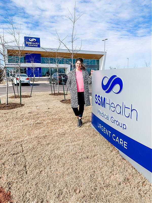 SSM Health Medical Group Facility, new northeast Edmond facility