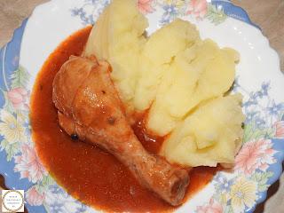 Ostropel cu carne si piure de cartofi reteta,