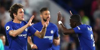 Chelsea melawan Huddersfield Town Hanya Bisa Imbang DiKandang Sendiri