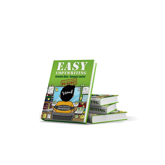 Buku Easy Copywriting dari Dewa Eka Prayoga