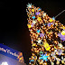 Araneta Center Holds Annual Star-Studded Giant Christmas Tree Lighting