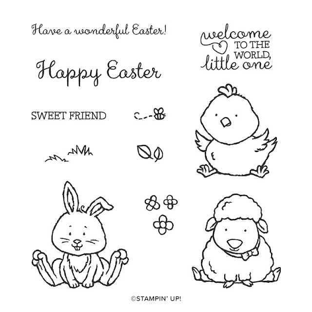Craftyduckydoodah!, Welcome Easter, Hopping Around The World, Susan Simpson UK Independent Stampin' Up! Demonstrator, Supplies available 24/7 from my online store, Spring/Summer 2020,