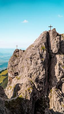 Fürstensteig  Gafadura Hütte - Drei-Schwestern - Gaflei  Wandern in Liechtenstein 07