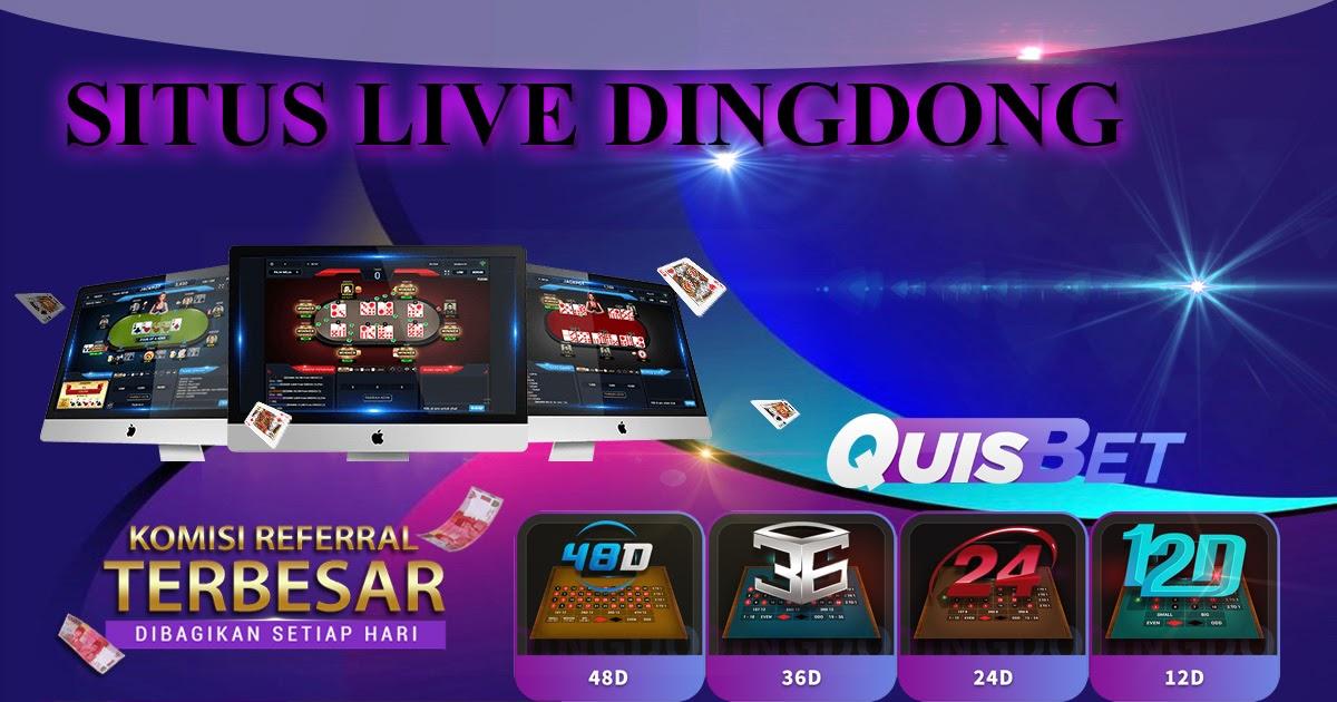 Situs Live Dingdong - Togel Terbaik Epictoto