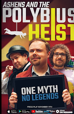 Ashens and the Polybius Heist 2020